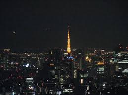 東京タワーも見えるわけでして