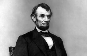 失敗の逸話でも有名なリンカーン大統領